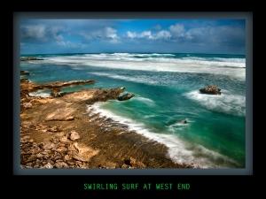 Swirling Surf