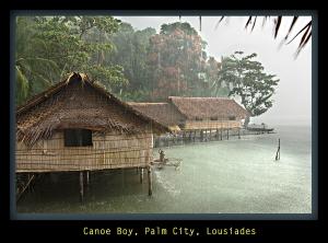 Canoe Boy, Palm City