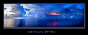 Louisiades Sunrise