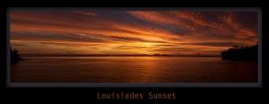 Louisiades Sunset