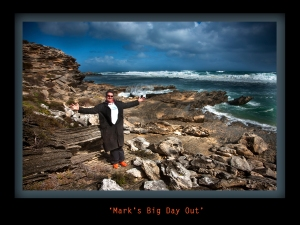 Mark's Big Day Out