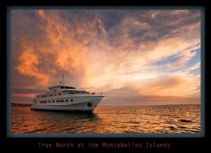 True North Montebellos Islands