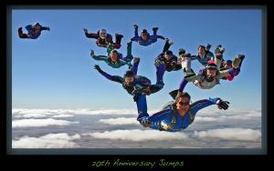 20th Anniversary Jump