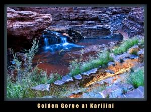 Golden Gorge at KJ