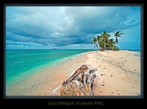 Luscernque Islands