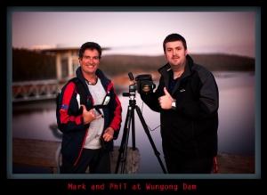 Mark & Phil