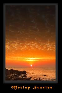 Meelup Sunrise