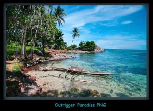 Outrigger Paradise
