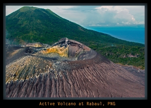 Rabaul PNG