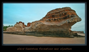 Sandstaone formations