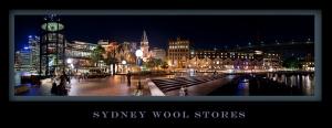 Sydney Wool Stores
