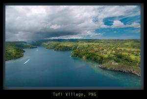 Tufi Village