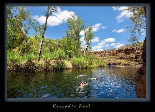 Cascades Pool