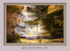 King George Rock Art