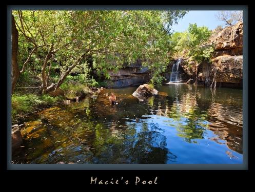 Macie's Pool