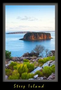 Steep Island