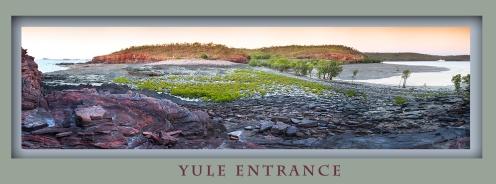 Yule Entrance