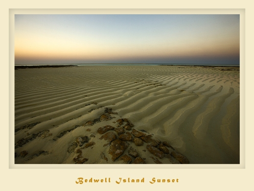 Bedwell Sunset