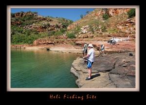 Heli Fishing SIte