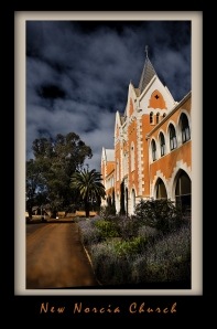 New Norcia Church